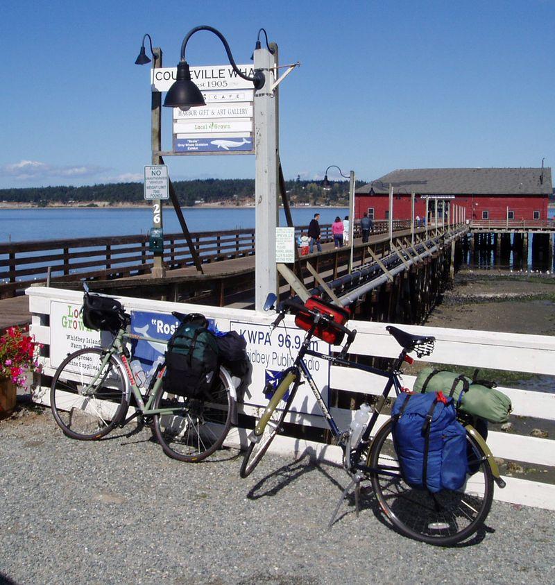 Bikes-whidbey-island