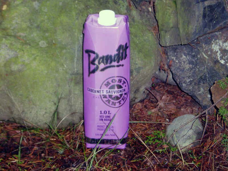 Bandit-wine